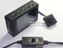 Micro dvr ccd camera/dvr board camra/mini dvr button camera