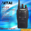 Quality Gurantee VT-C5 UHF Hands Free Walkie Talkie