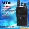 Best VHF/UHF Portable Army Walkie Talkies VT-8800