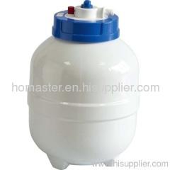 Plastic water RO Pressure tank