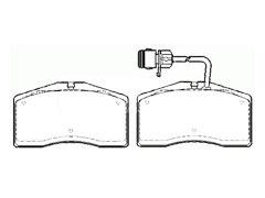 AUDI A8 front brake