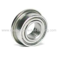 F699ZZ Miniature Flanged Ball Bearing