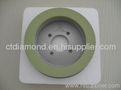 Vitrified bond wheel for PCB & PCBN tools