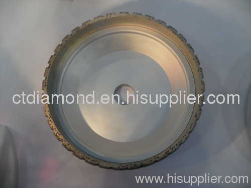 diamond grinding wheel for beveling machine