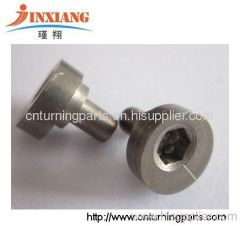 Nature polishing stainless steel CNC turning parts