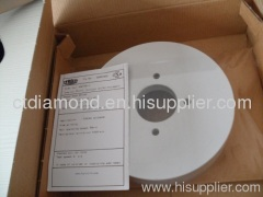 High quality Vitrified bond wheel from TYROLIT