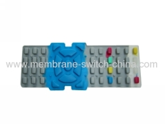 silicone rubber buttons for keyboard