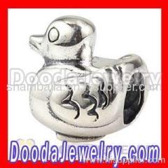 european Duck Charm Silver