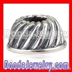 european Bracelet Wedding Cake Charm Wholesale