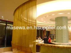 Metallic Cloth curtain for Hotel