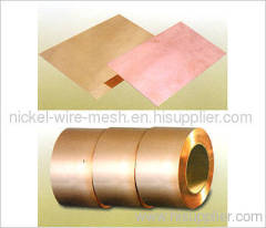 Nickel Copper Alloy 10 Alloy Sheet Plate Strip