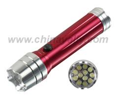 Aluminum LED flash light