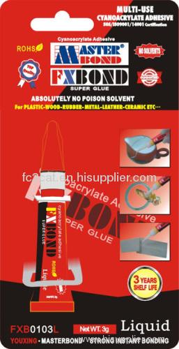 Super Glue FXB0103L