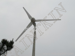 wind turbine/wind turbine generator/horizontal axis wind turbine