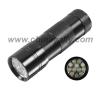Aluminum 12 LED flashlights