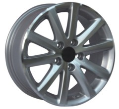 VW POLO Replica Wheels