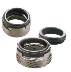 Outside type mechanical seal device