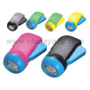5 LED dynamo flashlight