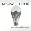 E26 E27 Infrared Sensor LED Globe Bulb
