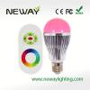 E27 Remote Controlled RGB LED Globe Bulb