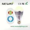 E27 SMD5630 Color Temperature LED Globe Bulb