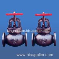 JIS F7305 cast iron marine globe valve