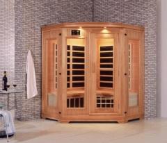 Infrared sauna leisurely