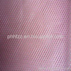 Luggage lining fabric /100% polyester fabric/ Hexagonal mesh fabric