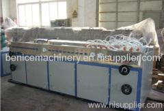 PVC small profile making machine
