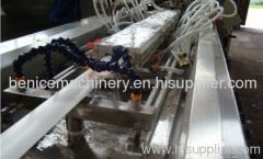 PVC small profile extrusion machine