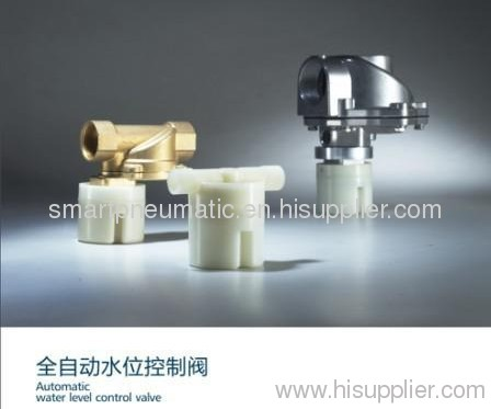 Float valve,Automatic water level control valve,water tower water tank ball float valve , three way plastic valve