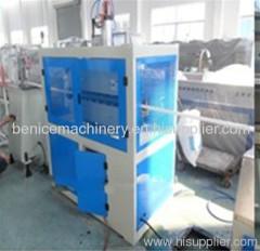PVC small profile processing machine