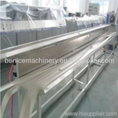 PVC small profile production machine