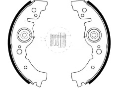 21033502081 rear brake shoe sets LADA