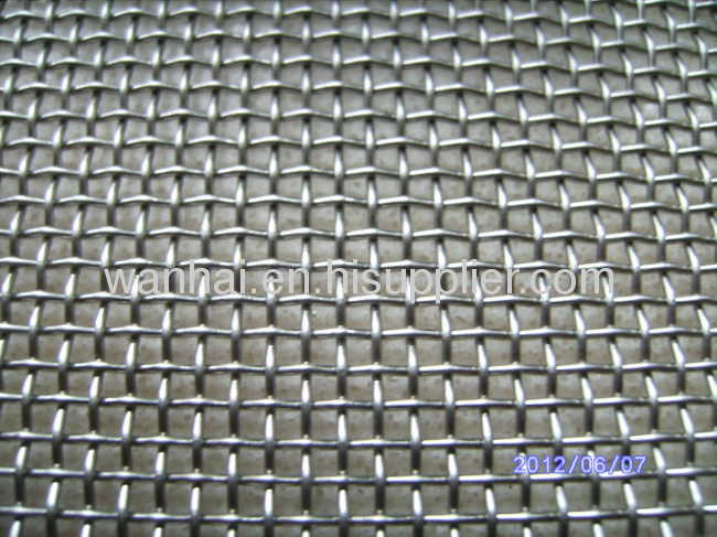 12meshx0 8mm Stainless Steel Woven Wire Mesh From China