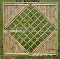 bamboo fence bamboo screen