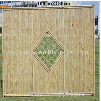 bamboo fencing bamboo fence