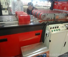 PVC four cavity pipe production line