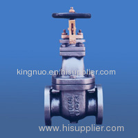 JIS F7363 Cast Iron Gate Valve 5K