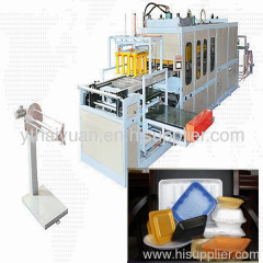 Machinery for making take away food container