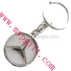 Benz key chain