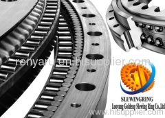 The three-row roller slewing bearing