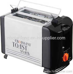 Stainless Steel Bread Toaster