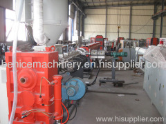 PE pipe production line(25-140mm)
