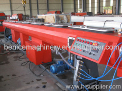 PE pipe production machine