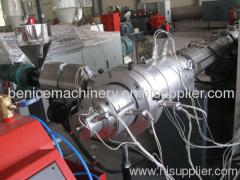 PE pipe production machine line(25-140mm)