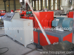 PE pipe extruding line(25-140mm)