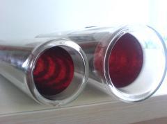 solar glass tube