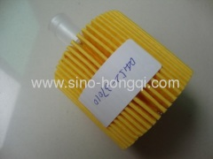 Oil filter 04152-YZZA6 / 04152-37010 for TOYOTA