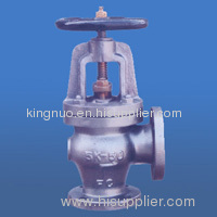 Cast Iron Screw-Down Check Angle Valve 5K